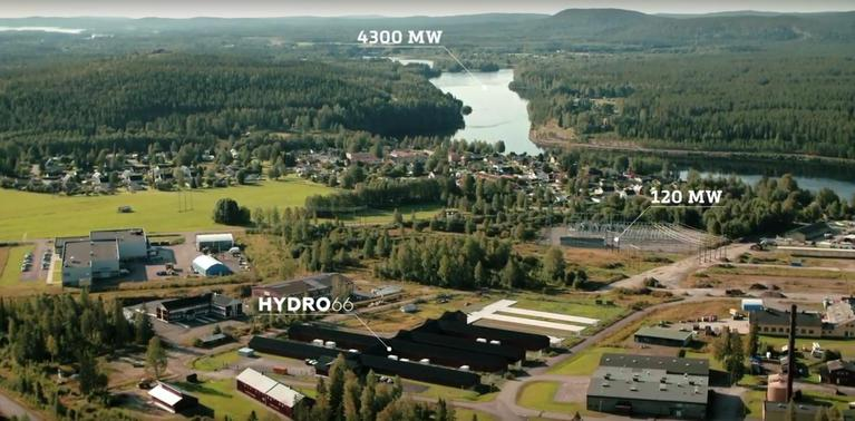 Hydro66 Power in Sweden (Video)